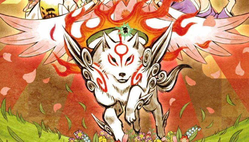 Okami HD sort le 9 août au Japon