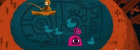Jeu One Eyed Kutkh sur Nintendo Switch : Partie de pêche