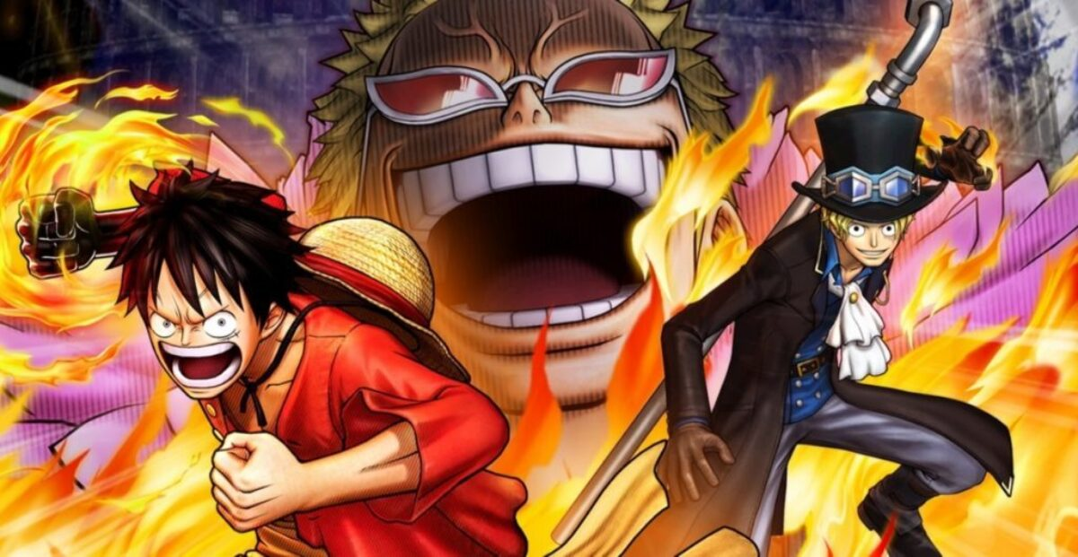 Jeu One Piece : Pirate Warriors 3 Deluxe Edition sur Nintendo Switch : artwork