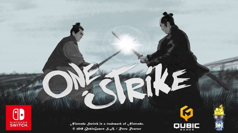 One strike sort cette semaine sur Nintendo Switch