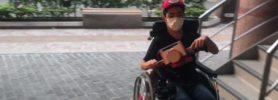 Un inventeur japonais motorise un fauteuil roulant avec un kit Nintendo Labo