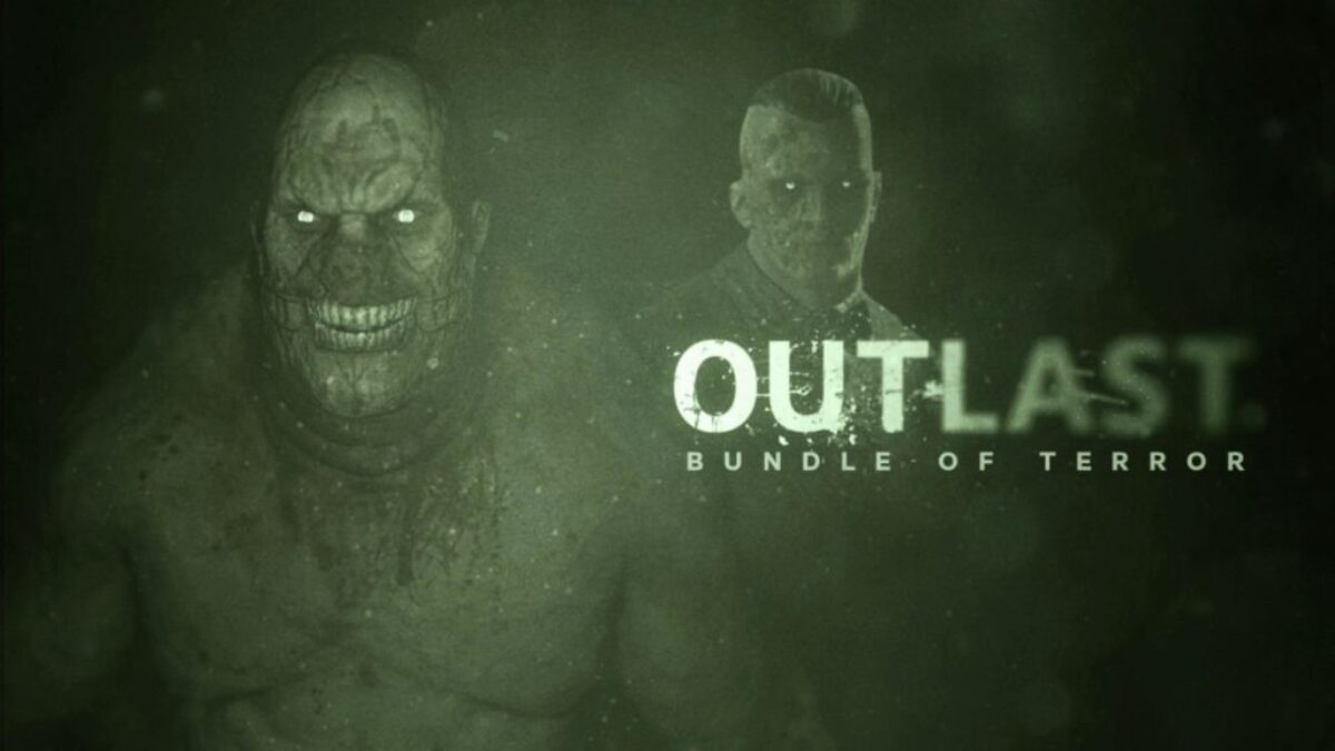 Jeu Outlast : Bundle of Terror sur Nintendo Switch : Pochette