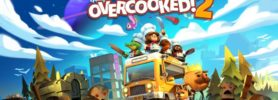 Cover du jeu Overcooked 2 sur Nintendo Switch