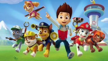 Jeu Paw Patrol : En Mission sur Nintendo Switch : artwork du jeu