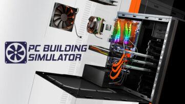Jeu PC Building Simulator sur Nintendo Switch : artwork du jeu