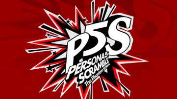 Persona 5 S devient Persona 5 Scramble: The Phantom Strikers