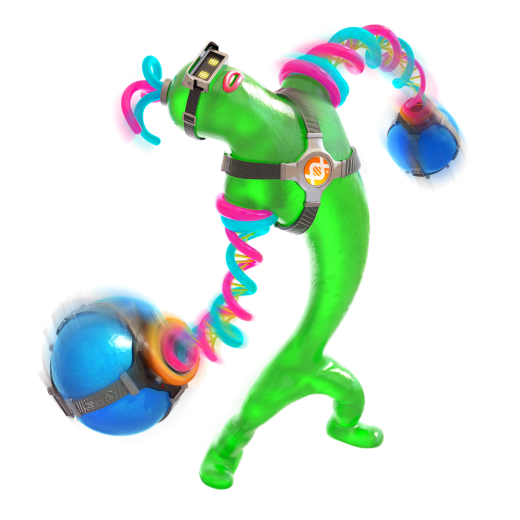 Arms : Helix