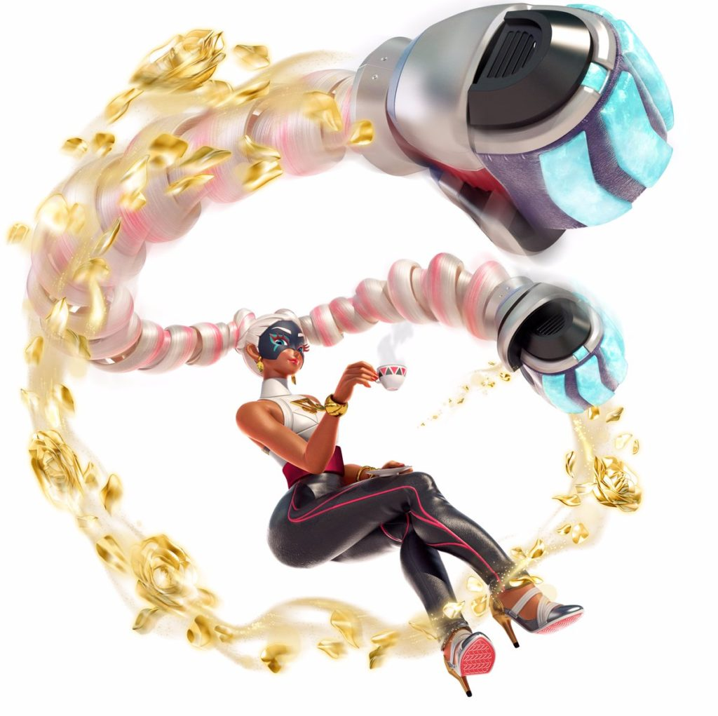 Arms : Twintelle