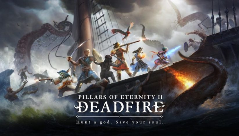 Pillars of Eternity II : Deadfire est disponible sur l'eShop