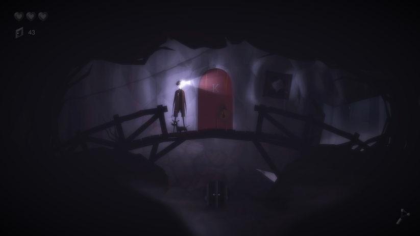 Jeu Pinstripe sur Nintendo Switch : dans les profondeurs de la mine
