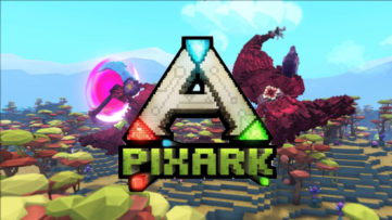 PixARK arrive sur Nintendo Switch
