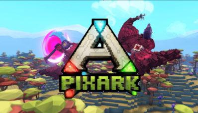 PixARK arrive sur Nintendo Switch