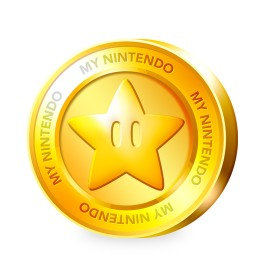 My Nintendo : point Or