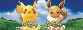 Pokémon Let's Go ! (Pikachu et Eevee) sortira sur Nintendo Switch le 16 novembre 2018