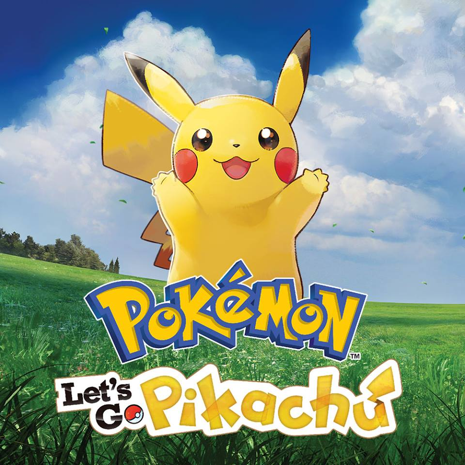 Pokemon Let's Go Pikachu sur Nintendo Switch