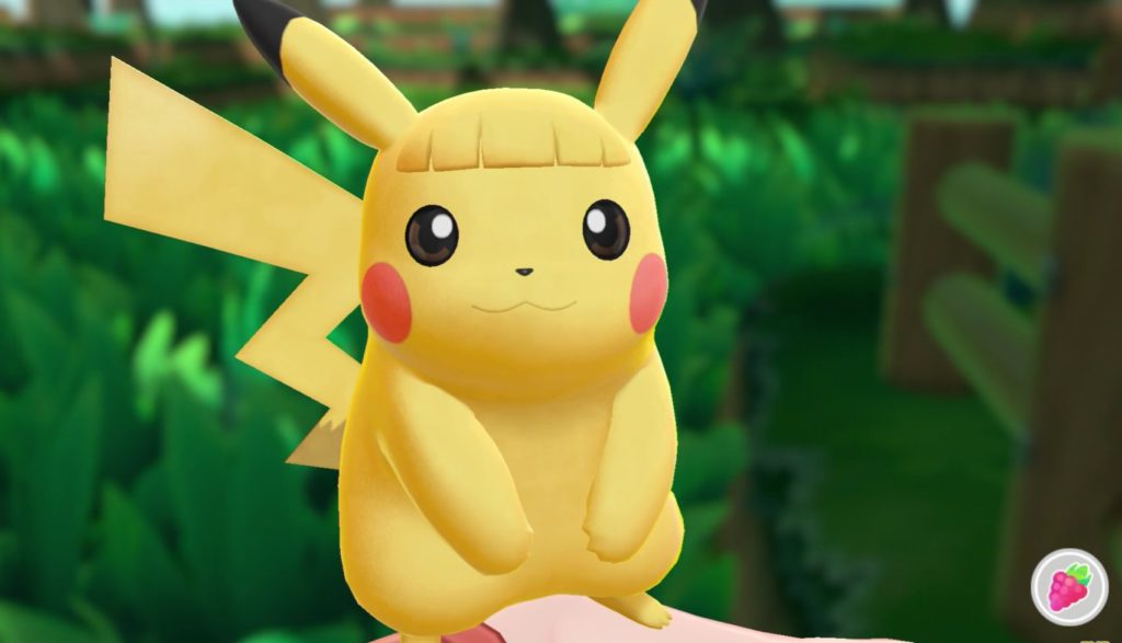 Pokemon Let S Go Pikachu Et Evoli Reviennent Dans Une Video