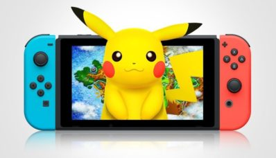 Des rumeurs circulent sur le futur Pokemon Switch
