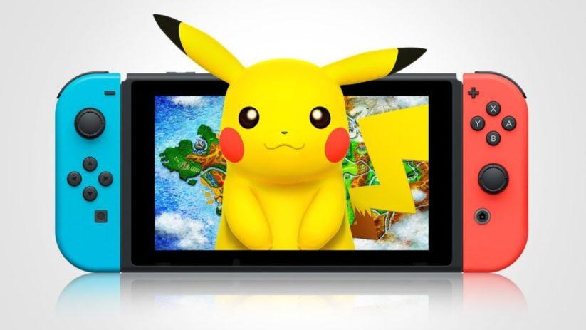 Le nouveau Pokémon Switch suscite bien des rumeurs
