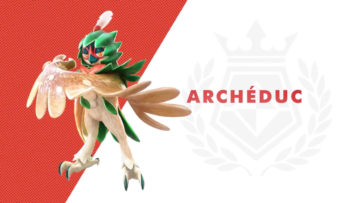 Pokkén Tournament DX Archéduc