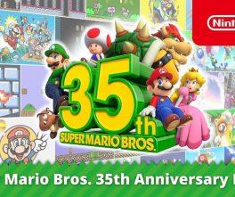 35 ans de Super Mario Bros. : tous les liens de précommande