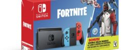 [Précommande] Bundle Nintendo Switch Fortnite