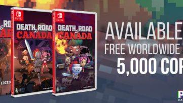 [Précommande] Death Road to Canada version physique standard et édition limitée