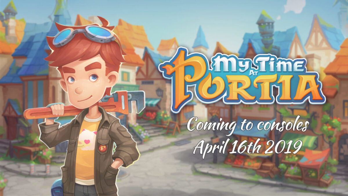[Précommande] My Time at Portia