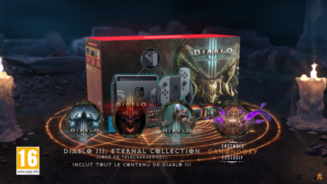 [Précommande] Bundle Nintendo Switch Diablo 3 Eternal Collection