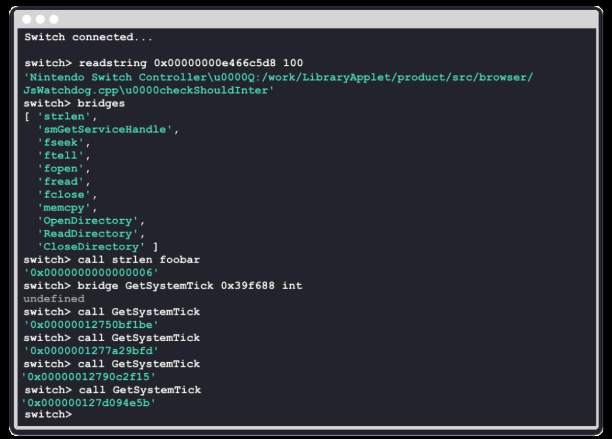 Premier hack PegaSwitch par ReSwitched, un jailbreak bientôt disponible ?