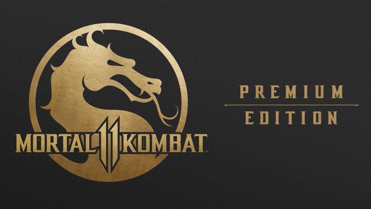 Premium édition : tout le contenu de l'édition limitée Mortal Kombat 11
