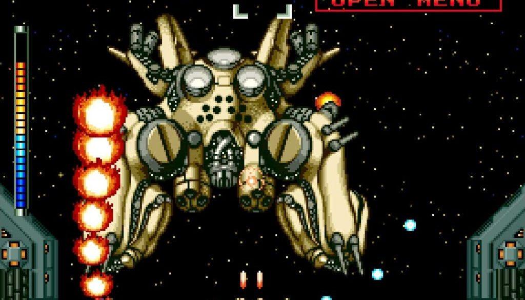 Un nouveau ACA NEOGO arrive jeudi sur Switch : Alpha Mission II