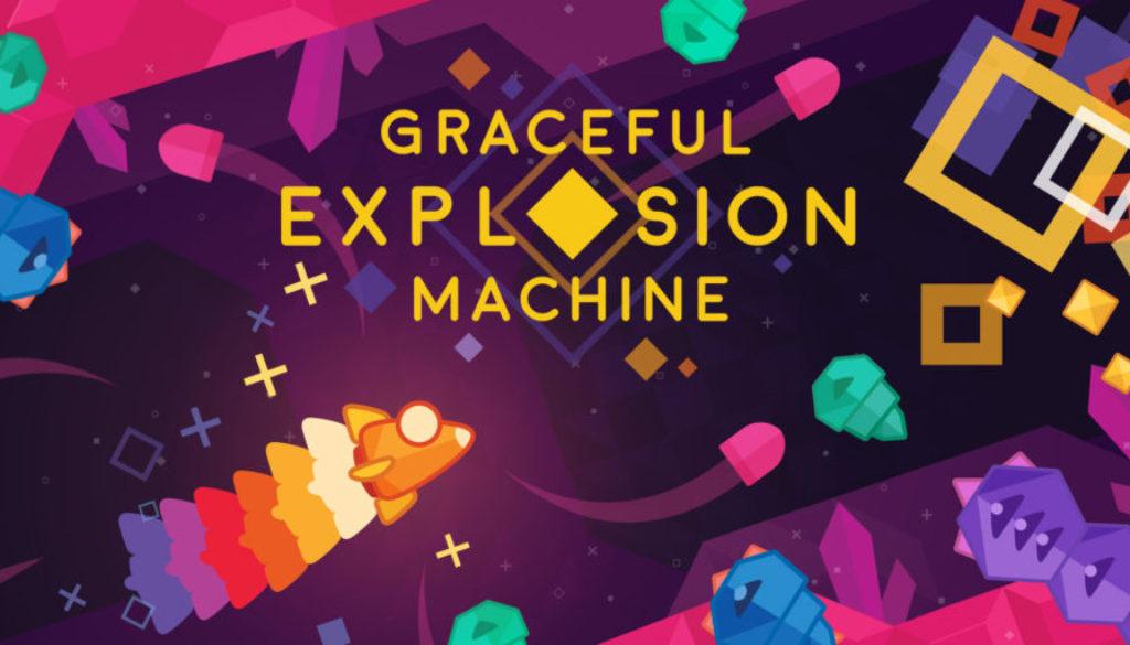Le très attendu Graceful Explosion Machine est enfin disponible à 12€99 sur l'eShop Nintendo Switch