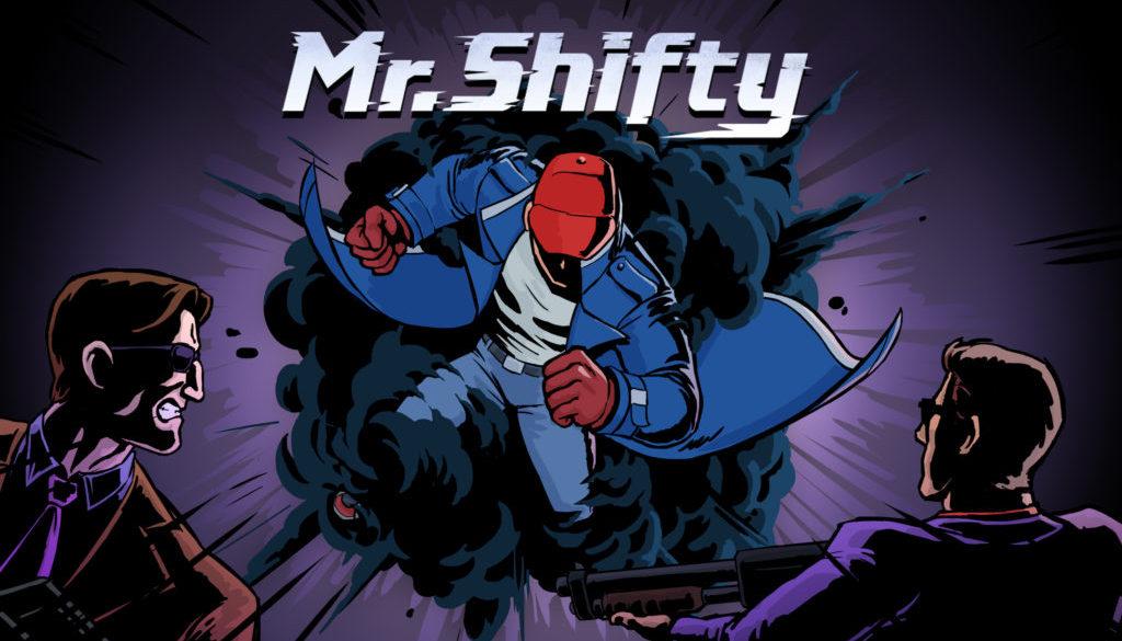 La pépite du moment, le jeu indé Mr. Shifty : un assassin adepte de téléportation pour de l'action non-stop