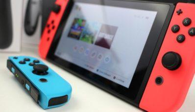 Production doublée pour la Nintendo Switch : 16 millions d'exemplaires attendus