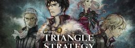Jeu Project Triangle Strategy sur Nintendo Switch : artwork du jeu