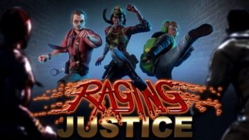 Raging Justice est disponible sur l'eShop de la Switch