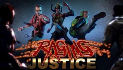 Raging Justice est disponible sur l'eShop de la Switch