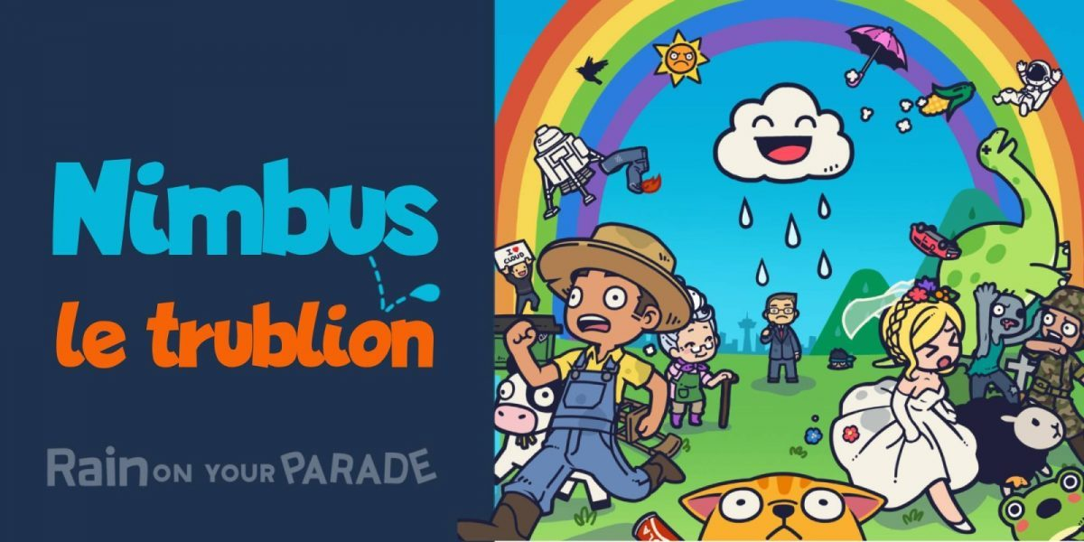 Jeu Rain on Your Parade sur Nintendo Switch - artwork du jeu