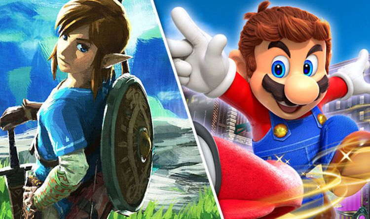 The Legend of Zelda : Breath of The Wild et Super Mario Odyssey encore récompensés