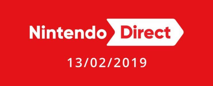 Résumé du Nintendo Direct du 13 février 2019 + replay