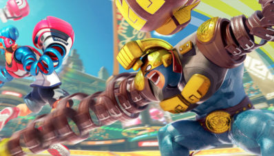 [Review] Arms : le coup de poing coup de cœur