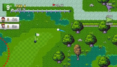 [Review] Golf Story : c'est de la balle !