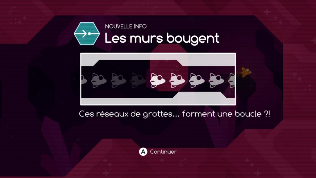 Graceful Explosion Machine : murs qui bougent