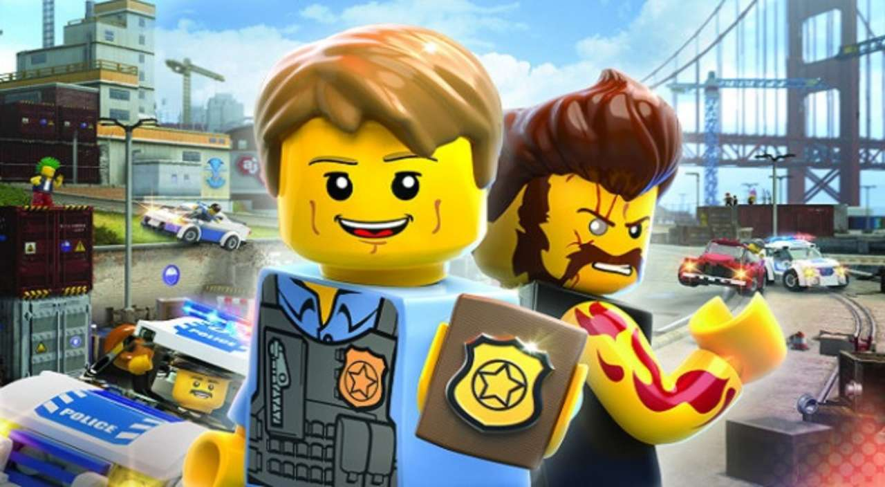 Review de Lego City Undercover sur Switch
