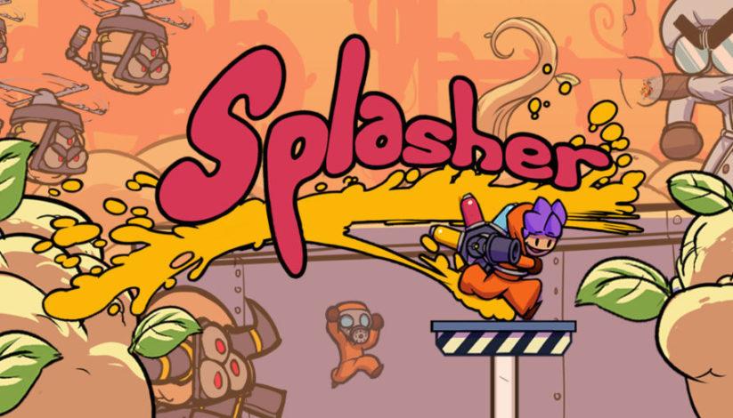 [Review] Splasher : un jeu de plateformes précis, exigent et incroyablement plaisant