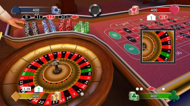 Vegas Party : roulette
