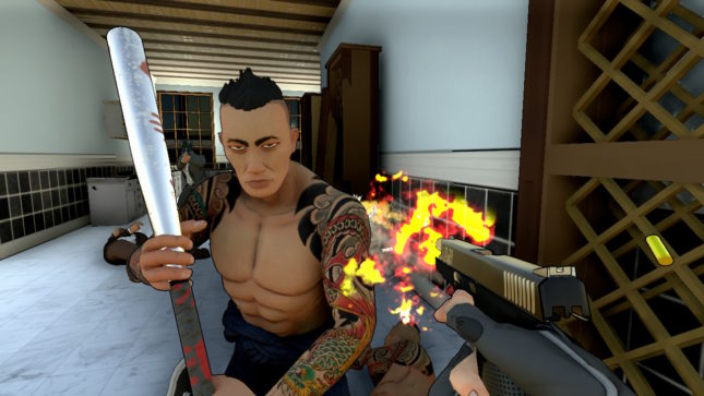 Jeu Rico sur Nintendo Switch : pas de pitié pour le tatoué