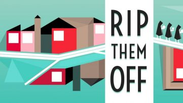 Jeu Rip Them Off sur Nintendo Switch - artwork du jeu