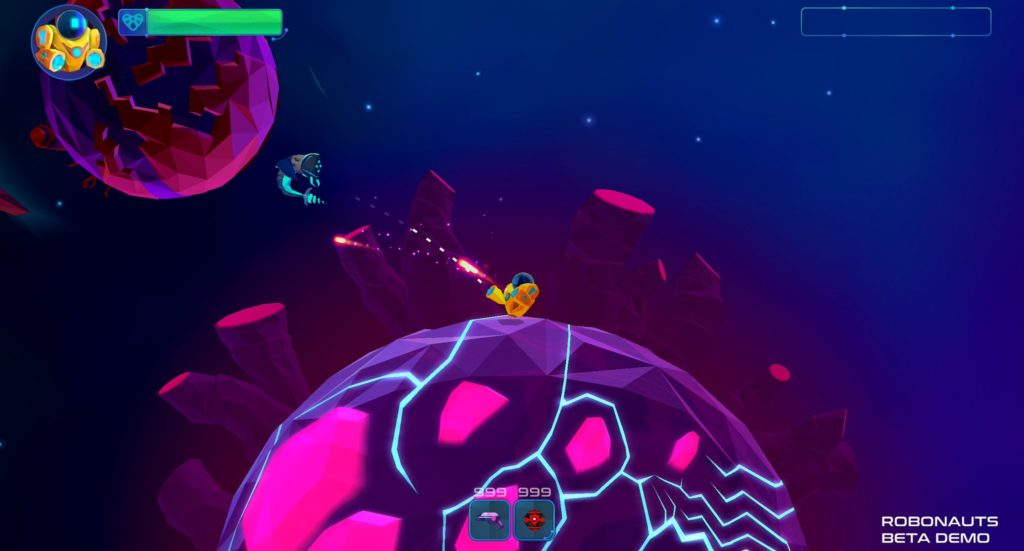 Robonauts Gameplay