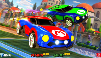 Image du jeu Rocket League sur Nintendo Switch